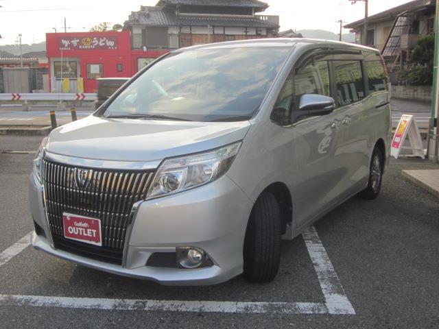 「トヨタ」「エスクァイア」「軽自動車」「全国対応」の中古車4