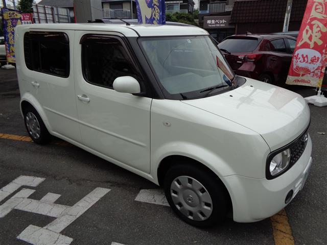 「日産」「キューブキュービック」「軽自動車」「全国対応」の中古車7