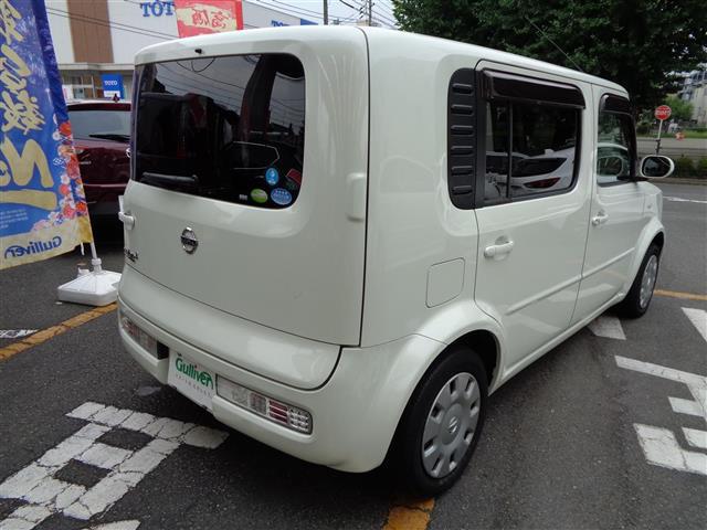 「日産」「キューブキュービック」「軽自動車」「全国対応」の中古車10