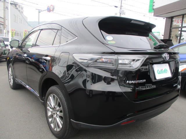 「トヨタ」「ハリアー」「SUV・クロカン」「全国対応」の中古車9