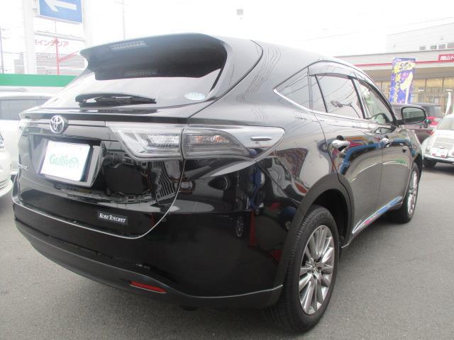 「トヨタ」「ハリアー」「SUV・クロカン」「全国対応」の中古車7