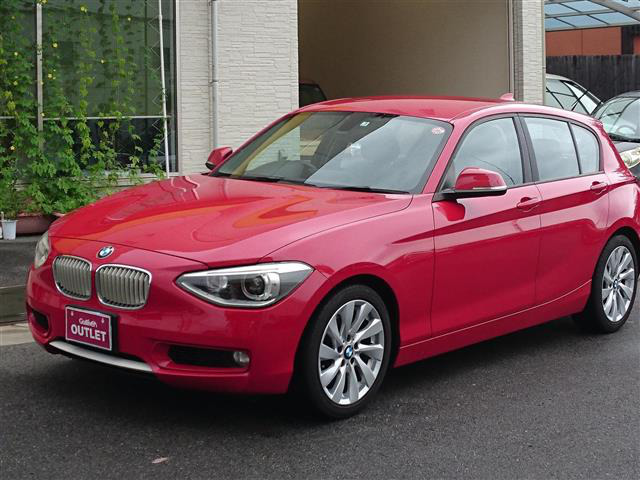 「BMW」「116i」「コンパクトカー」「全国対応」の中古車6