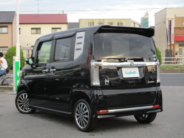 「ホンダ」「N-BOXカスタム」「軽自動車」「全国対応」の中古車3