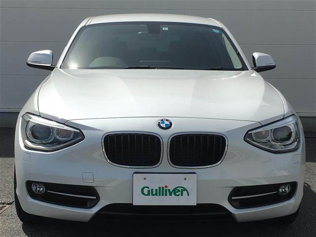 「BMW」「116i」「コンパクトカー」「全国対応」の中古車4