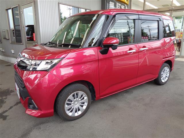 「トヨタ」「タンク」「軽自動車」「全国対応」の中古車4