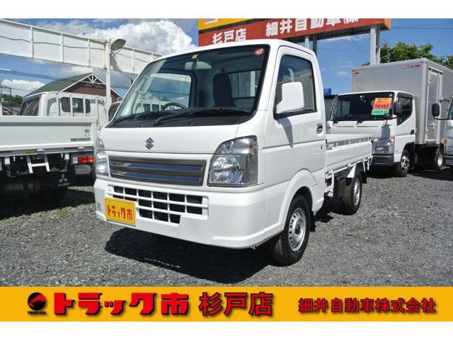 キャリイ(スズキ) KCスペシャル 4WD 中古車画像