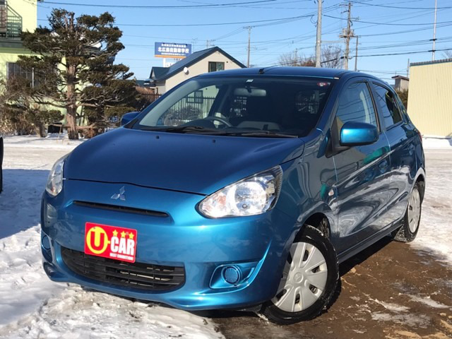 ミラージュ(三菱) 1.0 M 中古車画像