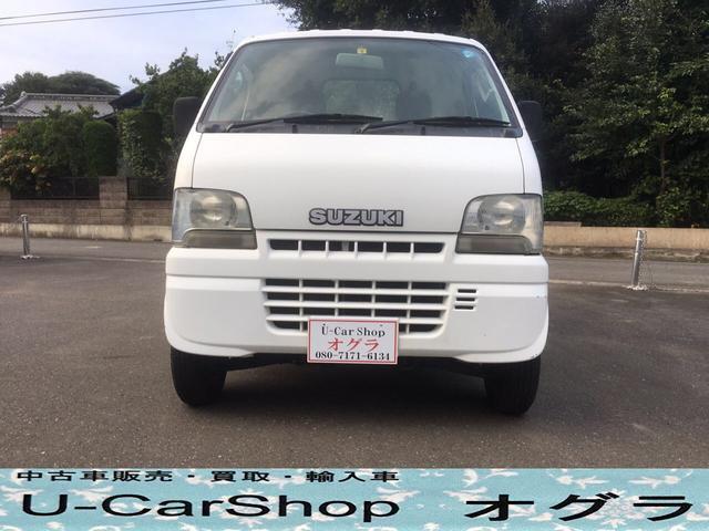 キャリイ(スズキ) KU 4WD 中古車画像