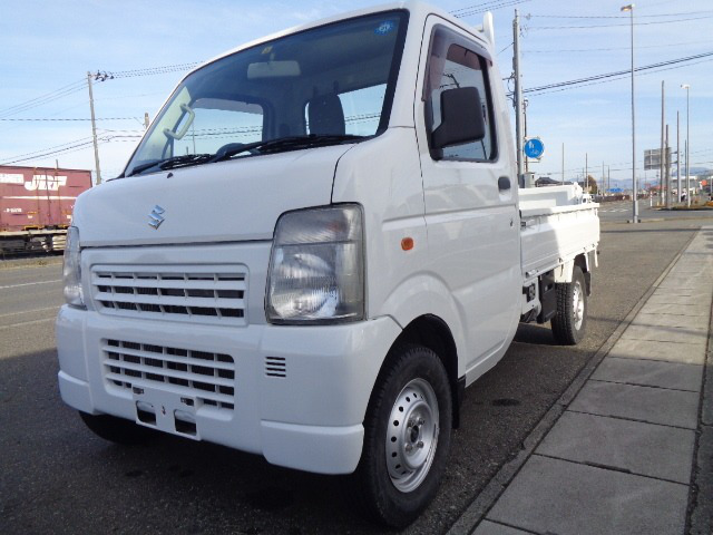 キャリイ(スズキ) トラック AC・PS・リフト付 4WD 中古車画像