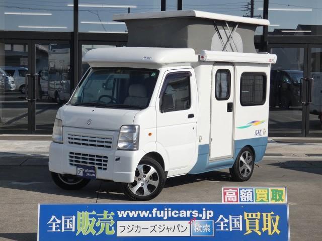 キャリイ(スズキ) キャンピング 中古車画像