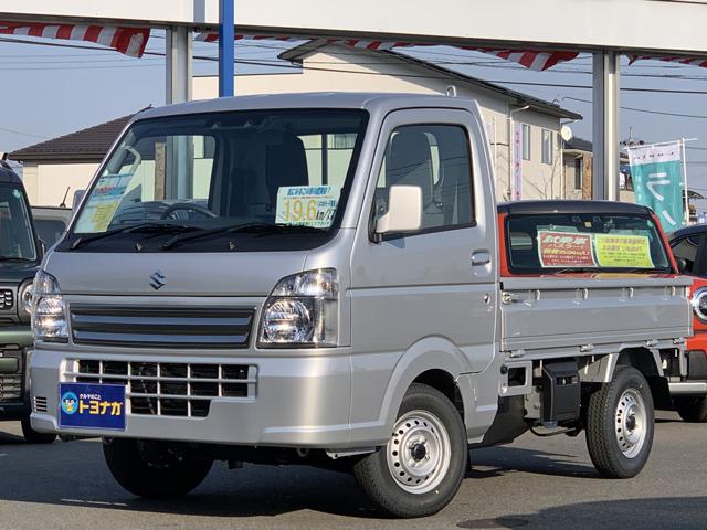 キャリイ(スズキ) KC スペシャル 4WD 中古車画像