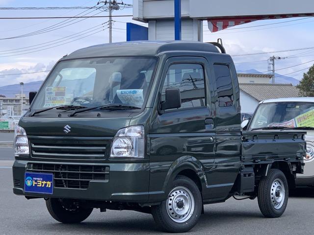 キャリイ(スズキ) スーパーキャリイ L 4WD 中古車画像