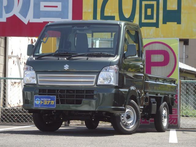 キャリイ(スズキ) 農繁スペシャル 4WD 中古車画像