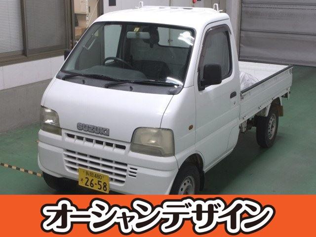 キャリイ(スズキ) KD (パワーステアリング付) 中古車画像