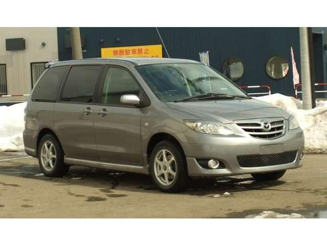 「マツダ」「MPV」「ミニバン・ワンボックス」「北海道」の中古車10