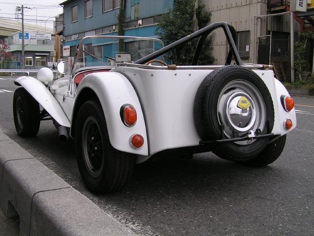 「ロータス」「ロータスセブン」「オープンカー」「埼玉県」の中古車8