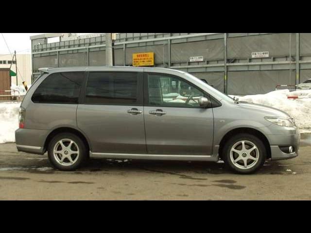 「マツダ」「MPV」「ミニバン・ワンボックス」「北海道」の中古車4