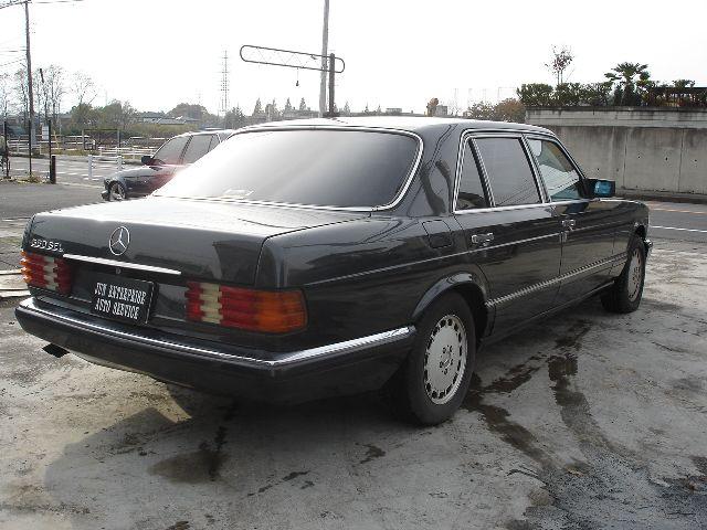 「メルセデスベンツ」「560SEL」「セダン」「栃木県」の中古車9