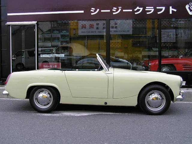 「その他」「ヒーレー」「オープンカー」「埼玉県」の中古車