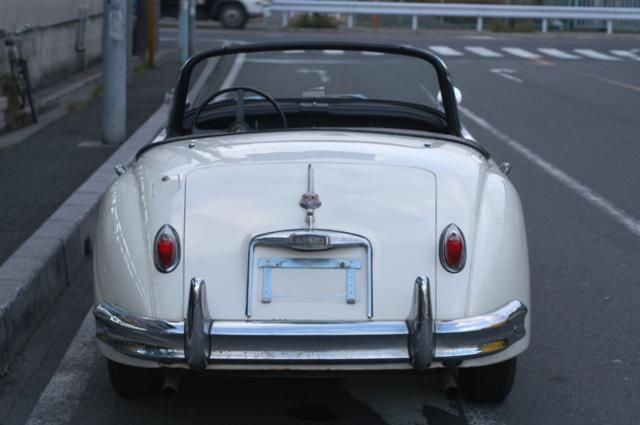 「ジャガー」「XK150」「オープンカー」「埼玉県」の中古車9