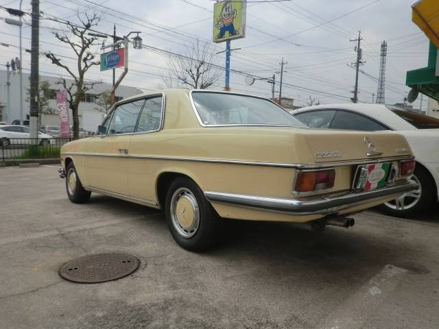 「メルセデスベンツ」「280CE」「クーペ」「愛知県」の中古車6