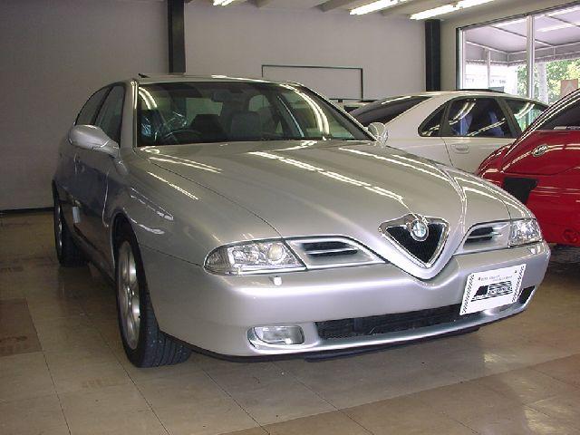 166(アルファロメオ)3.0 V6 スポルトロニック 中古車画像
