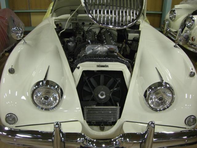 「ジャガー」「XK150」「オープンカー」「埼玉県」の中古車4