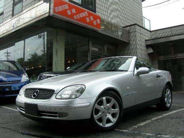 「メルセデスベンツ」「SLK230」「オープンカー」「神奈川県」の中古車7