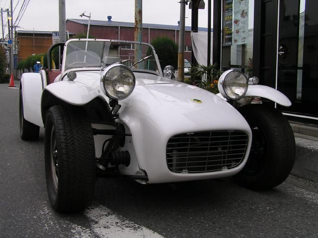 「ロータス」「ロータスセブン」「オープンカー」「埼玉県」の中古車6