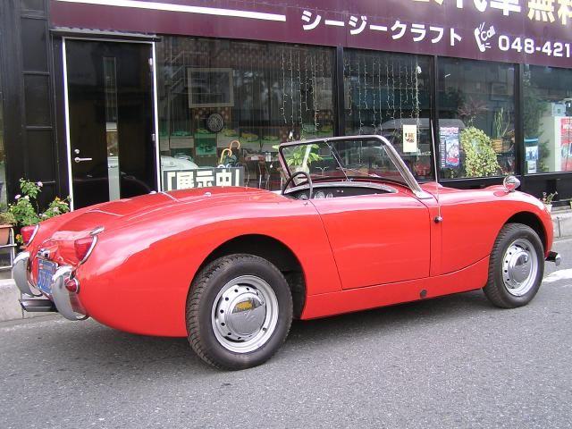 「その他」「ヒーレースプライト」「オープンカー」「埼玉県」の中古車