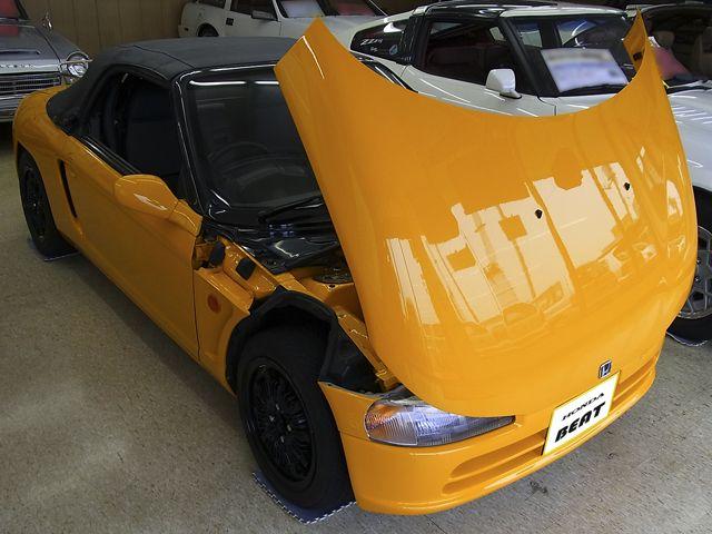 「ホンダ」「ビート」「オープンカー」「神奈川県」の中古車5
