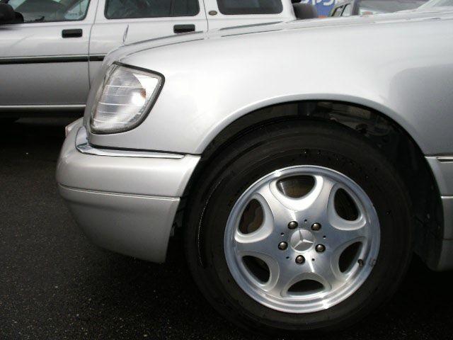 「メルセデスベンツ」「S320」「セダン」「兵庫県」の中古車4