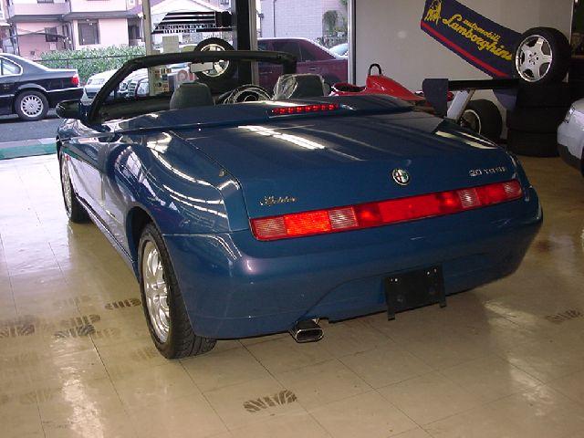 「アルファロメオ」「スパイダー」「オープンカー」「愛知県」の中古車2