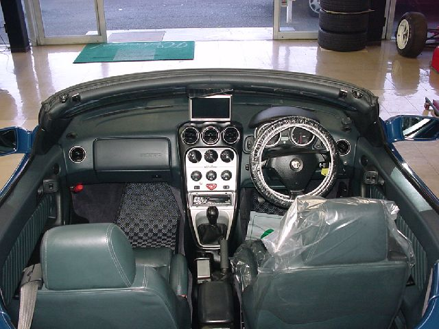 「アルファロメオ」「スパイダー」「オープンカー」「愛知県」の中古車3