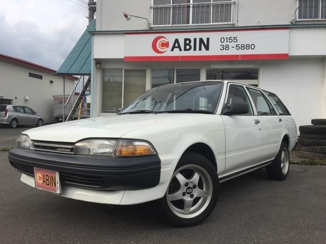 「トヨタ」「カリーナバン」「商用車」「北海道」の中古車