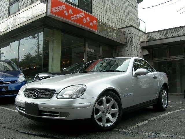 「メルセデスベンツ」「SLK230」「オープンカー」「神奈川県」の中古車6