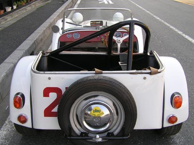 「ロータス」「ロータスセブン」「オープンカー」「埼玉県」の中古車9