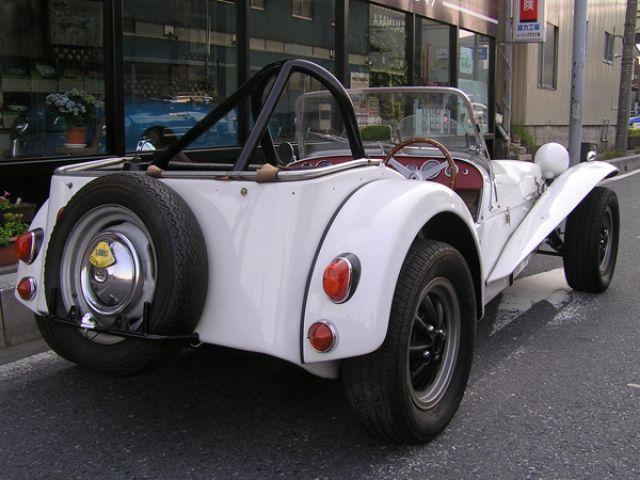 「ロータス」「ロータスセブン」「オープンカー」「埼玉県」の中古車2