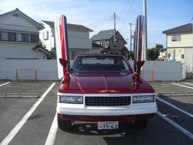 「シボレー」「モンテカルロ」「オープンカー」「千葉県」の中古車