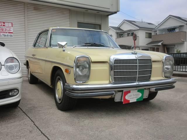 「メルセデスベンツ」「280CE」「クーペ」「愛知県」の中古車5