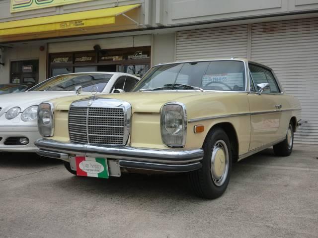「メルセデスベンツ」「280CE」「クーペ」「愛知県」の中古車