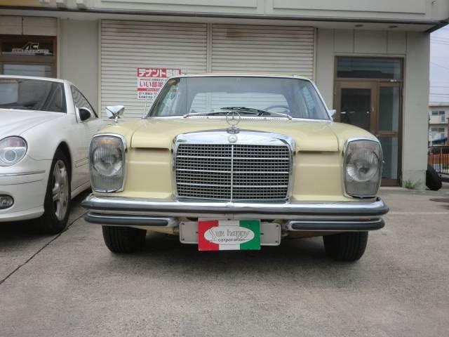 「メルセデスベンツ」「280CE」「クーペ」「愛知県」の中古車4