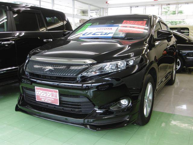 「トヨタ」「ハリアー」「SUV・クロカン」「茨城県」の中古車