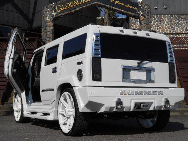 「ハマー」「H2」「SUV・クロカン」「茨城県」の中古車8