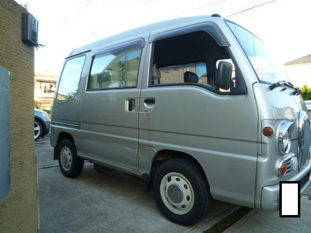 「スバル」「サンバー」「コンパクトカー」「千葉県」の中古車8