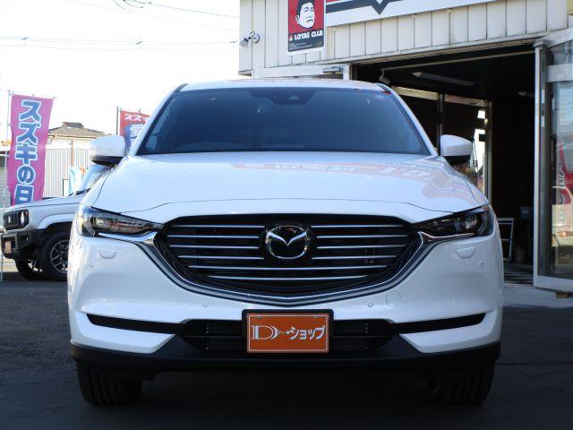 「マツダ」「CX-8」「SUV・クロカン」「茨城県」の中古車3