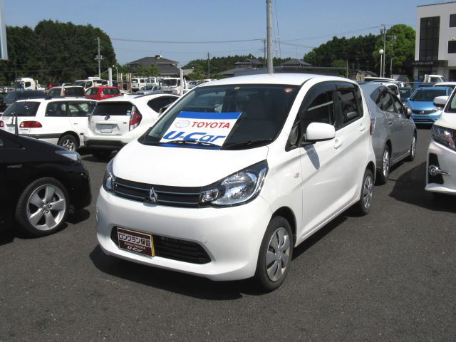 「三菱」「eKワゴン」「コンパクトカー」「茨城県」の中古車