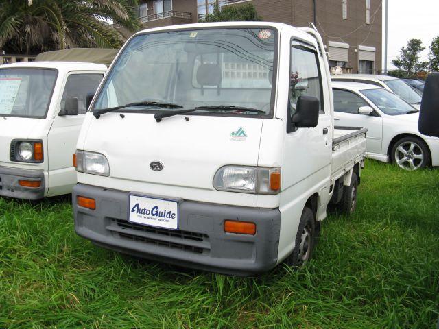 「スバル」「サンバートラック」「トラック」「茨城県」の中古車