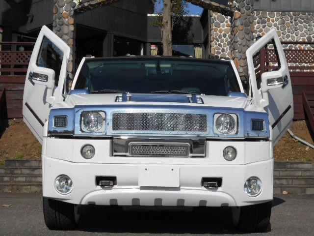 「ハマー」「H2」「SUV・クロカン」「茨城県」の中古車2