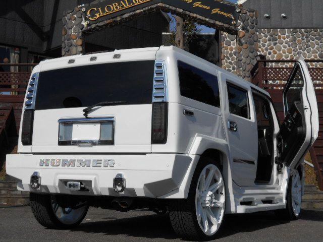 「ハマー」「H2」「SUV・クロカン」「茨城県」の中古車6